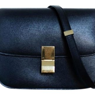 You re viewing  The Best Céline 7 Star Replica Classic Box Medium In Liege  Textured Calfskin Black Leather Shoulder Bag celine box £2 40c7cdbbe5796
